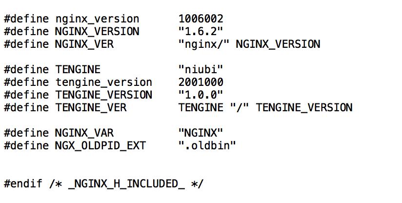 如何在Mac下升级openssl并安装tengine | 操作系统相关| 稚子的